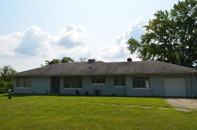 Colerain Twp Single Family Home For Sale: 9911 Flick Road