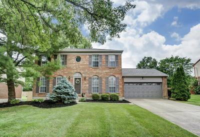 West Chester Single Family Home For Sale: 6939 Dimmick Road