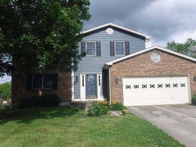 Single Family Home For Sale: 7706 Heatherglen Drive