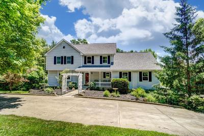 Hamilton County, Butler County, Warren County, Clermont County Single Family Home For Sale: 2556 Autumn Ridge