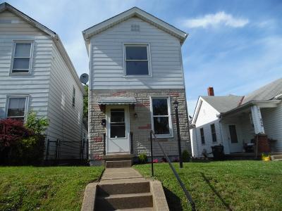 Hamilton Single Family Home For Sale: 850 Fairview Avenue