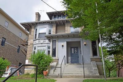 Cincinnati Multi Family Home For Sale: 3041 Clifton Avenue