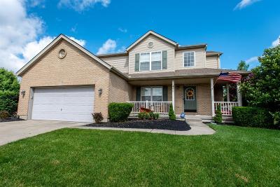 Hamilton Single Family Home For Sale: 490 Ashley Brook Drive