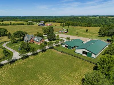 Brown County Farm For Sale: 5533 Myers Hollow Road