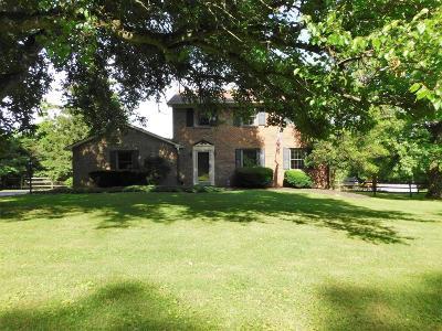 Single Family Home For Sale: 3550 Mt Carmel Road
