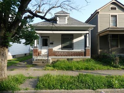 Hamilton Single Family Home For Sale: 1185 Heaton Street