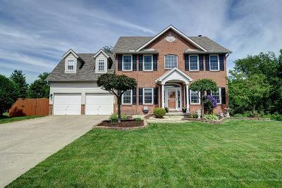 Middletown Single Family Home For Sale: 417 Sharon Court