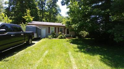 Warren County Single Family Home For Sale: 10883 Pleasant Renner Road