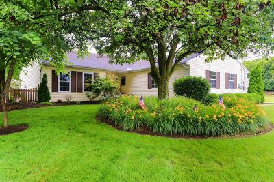 Monroe Single Family Home For Sale: 930 Joy Drive