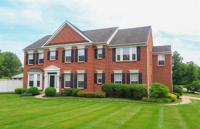 Single Family Home For Sale: 8236 Weller Road