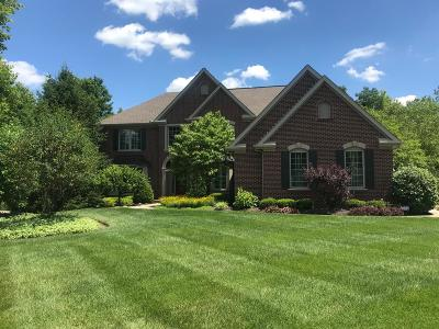 Single Family Home For Sale: 6615 Stableford Drive