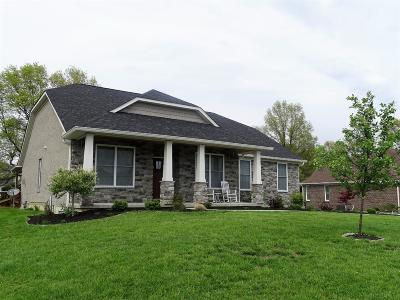 Single Family Home For Sale: 5657 Wittmer Estates Drive