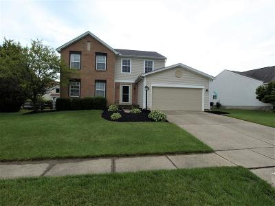 Single Family Home For Sale: 8206 Summer View Drive