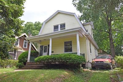 Cincinnati Single Family Home For Sale: 1327 Carolina Avenue