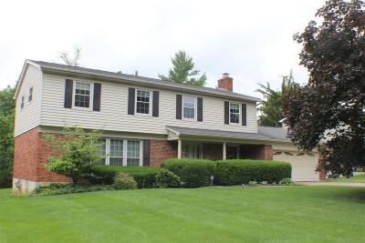 Cincinnati Single Family Home For Sale: 10683 Stargate Lane