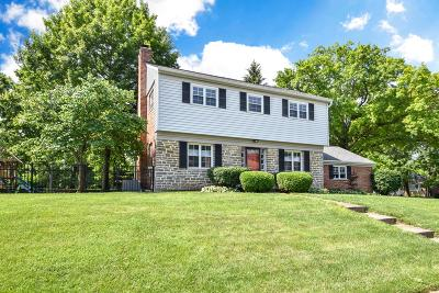 Single Family Home For Sale: 1778 Robinway Drive