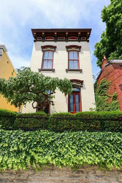 Cincinnati Multi Family Home For Sale: 512 Liberty Hill