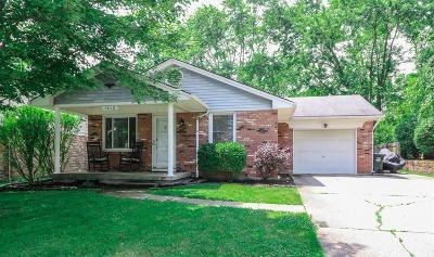 Middletown Single Family Home For Sale: 1608 Daniel Court