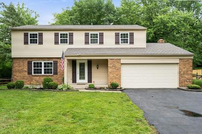 West Chester Single Family Home For Sale: 7770 Kennesaw Drive