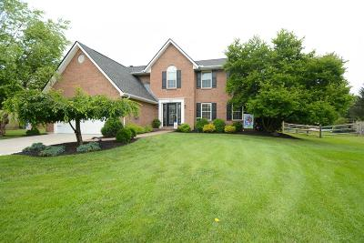 West Chester Single Family Home For Sale: 8291 Colonial Mill Manor
