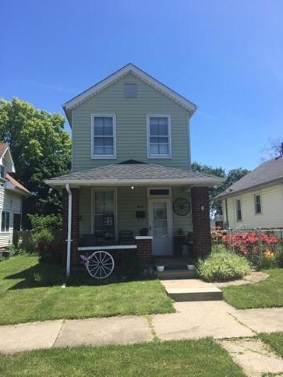 Hamilton Single Family Home For Sale: 808 Prytania Avenue