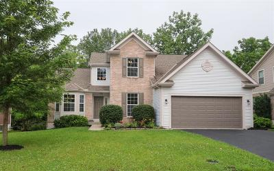 Single Family Home For Sale: 12181 Crestfield Court