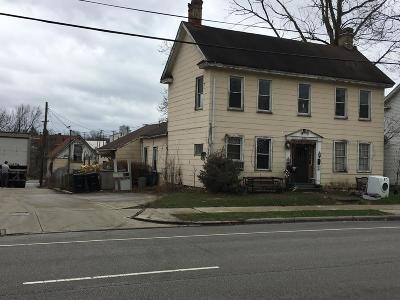 Wilmington OH Single Family Home For Sale: $75,000