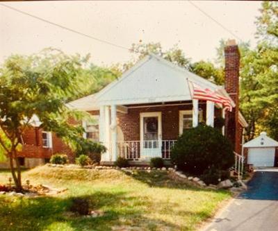 Cincinnati Single Family Home For Sale: 7729 Werner Avenue