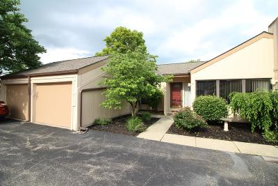 West Chester Condo/Townhouse For Sale: 8111 Timbertree Way