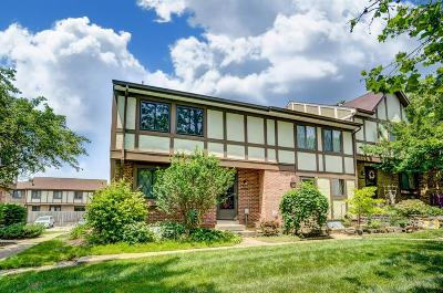 West Chester Condo/Townhouse For Sale: 7618 Thames Court