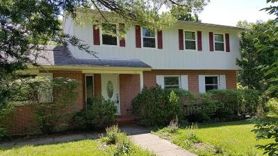 Oxford Single Family Home For Sale: 502 Glenview