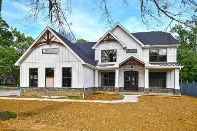 Single Family Home For Sale: 7887 Mitchell Farm Lane