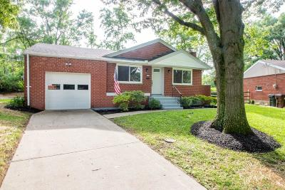 Hamilton County, Butler County, Warren County, Clermont County Single Family Home For Sale: 8505 Brent Drive