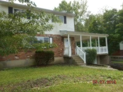 Single Family Home For Sale: 7099 Petri Drive