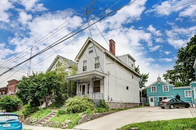 Cincinnati OH Single Family Home For Sale: $199,000