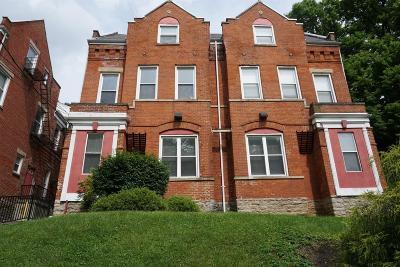 Cincinnati OH Condo/Townhouse For Sale: $107,000
