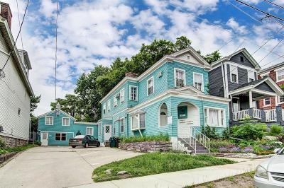 Cincinnati Multi Family Home For Sale: 451 Ada Street