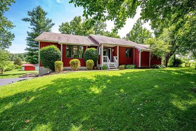 Single Family Home For Sale: 3115 McIntire Road