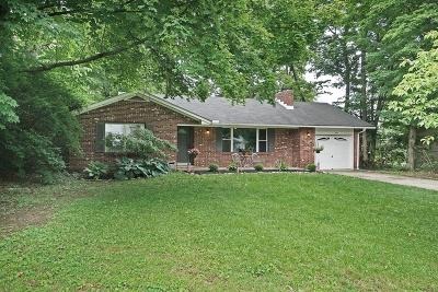 Waynesville Single Family Home For Sale: 678 Franklin Road