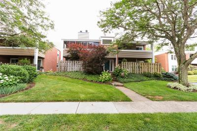 Cincinnati Condo/Townhouse For Sale: 3433 Traskwood Circle #C