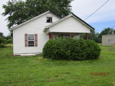 Brown County Single Family Home For Sale: 9745 Us 68