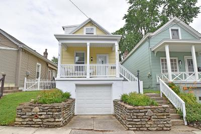 Cincinnati Single Family Home For Sale: 2852 Minto Avenue