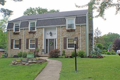 Cincinnati Single Family Home For Sale: 10093 Springbeauty Lane
