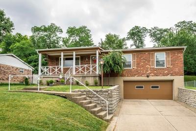 Cincinnati Single Family Home For Sale: 2798 Westbourne Drive