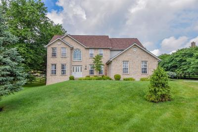 West Chester Single Family Home For Sale: 8547 Lesourdsville West Chester Road