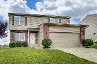 Hamilton County, Butler County, Warren County, Clermont County Single Family Home For Sale: 23 Gardenia Drive