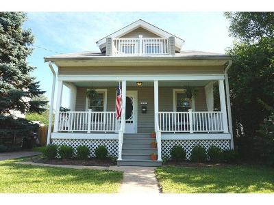 Wyoming Single Family Home For Sale: 410 Pendery Avenue