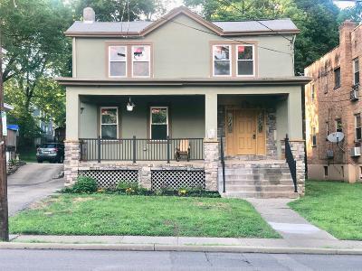 Cincinnati Single Family Home For Sale: 3370 Woodford Avenue