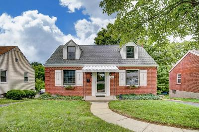 Green Twp Single Family Home For Sale: 2990 Diehl Road