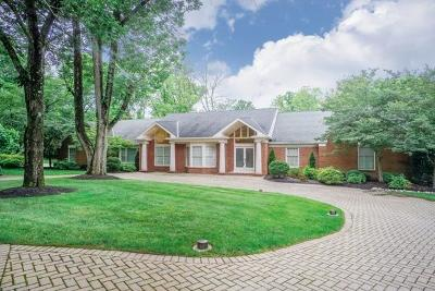 Hamilton County, Butler County, Warren County, Clermont County Single Family Home For Sale: 3410 Davis Lane